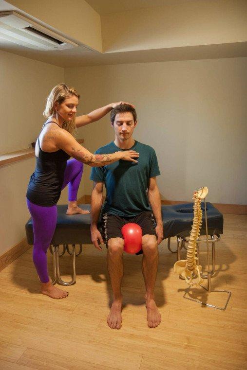 Yoga therapeutics in Portland