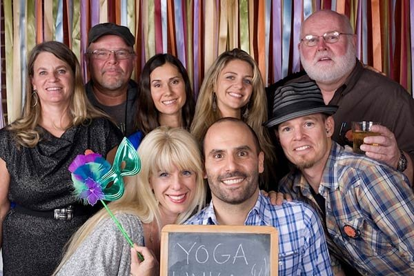 Yoga Union Photobooth