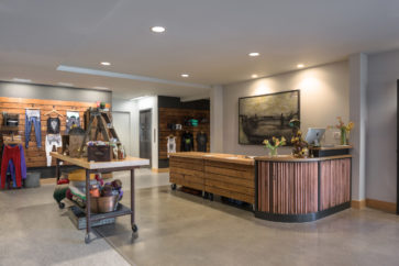 Yoga Lobby at yoga Union